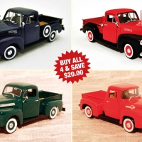 American Classic Pick Up Trucks