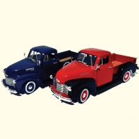 1950 & 1953 Chevy Pickup Set