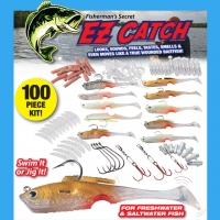 Ezy Catch Fishing Lure System