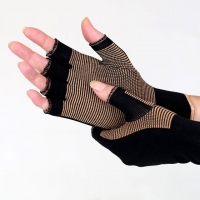 Copper Bamboo Gloves