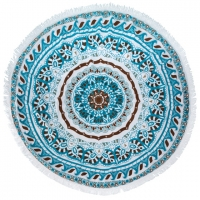 Deluxe Round Beach Towel