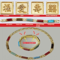 Chinese Bracelet & Necklace Set