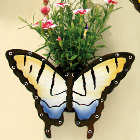 Health Pride - Outdoor Butterfly Planter (Set of 3)