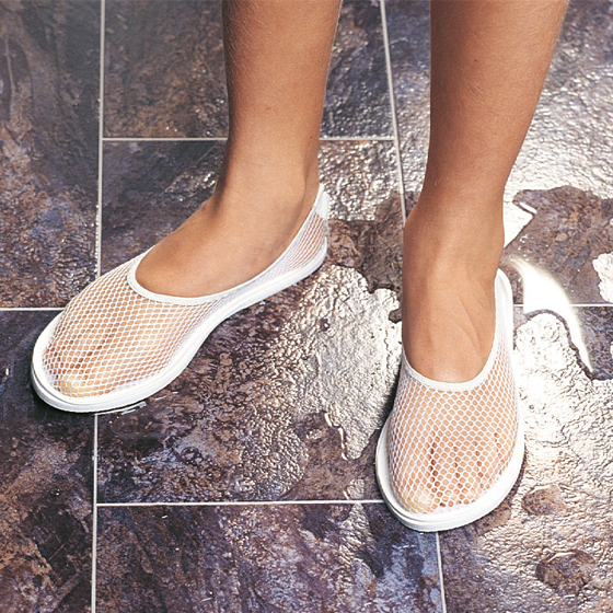 Health pride shower slippers for Bathroom safety shower shoes