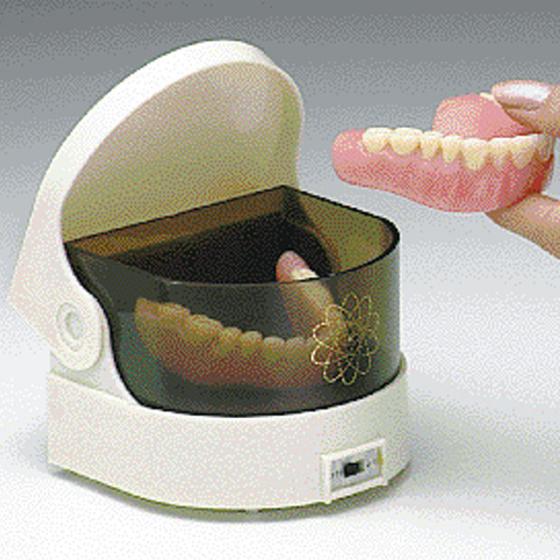 denture cleaner machine