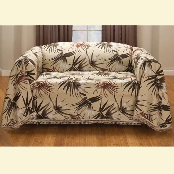 Tropical Furniture Throws